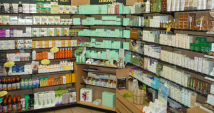 Choix des crèmes de cosmetique en pharmacie