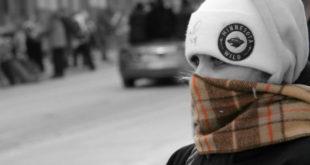 foulard anti pollution