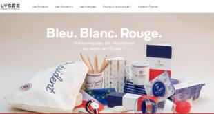 Boutique en ligne Palais de l'Elysée