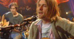 Gilet de Kurt Cobain