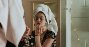 Routine de soins pour la peau